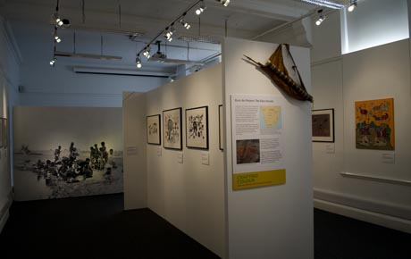 Gallery photo of the exhibition