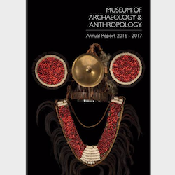 The cover of the 2016-2017 MAA Annual Report